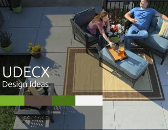 UDECX Composite Deck Design Ideas
