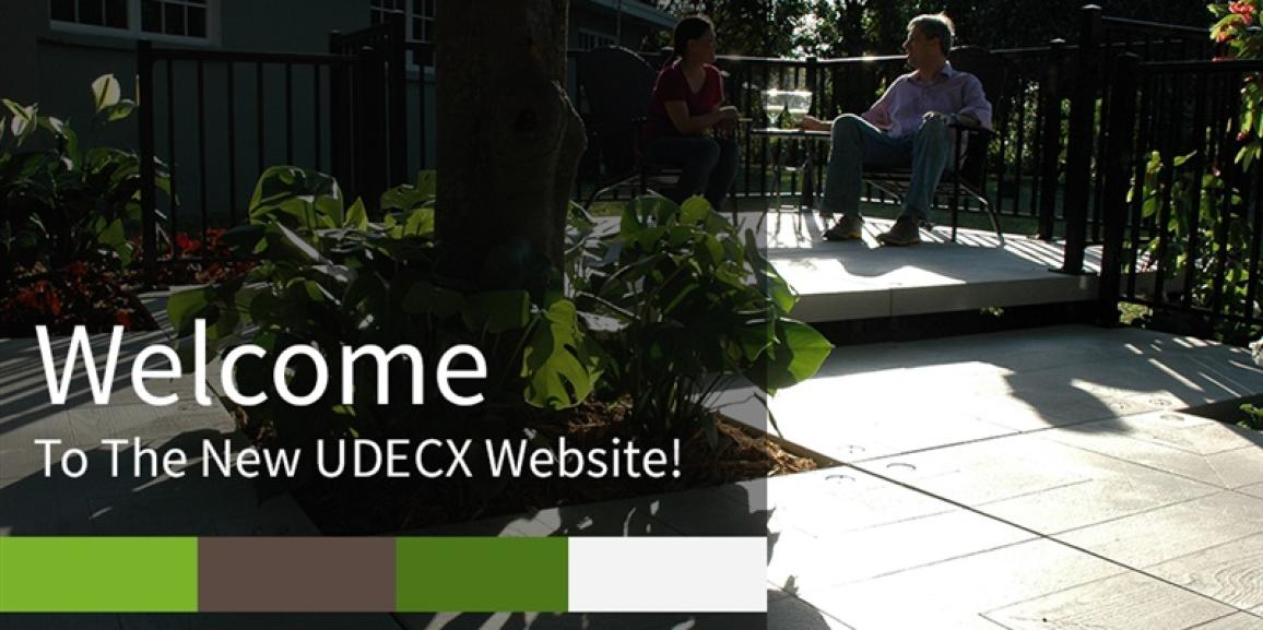 Welcome To the New Website – UDECX Patio Decking